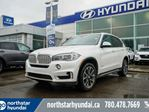 2017 BMW X5 XDRIVE35I AWD/LEATHER/SUNROOF/NAV in Edmonton, Alberta