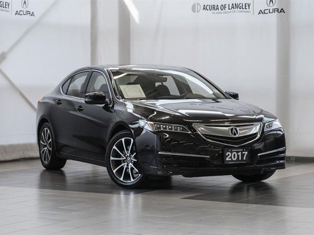 2017 ACURA TLX 3.5L SH-AWD w/Tech Pkg in Langley, British Columbia