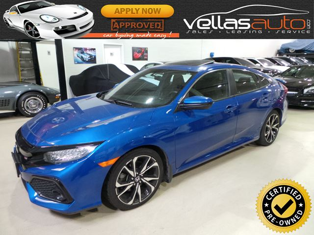 2017 Honda Civic Si SI| 4DR| NAVIGATION| R/CAMERA in