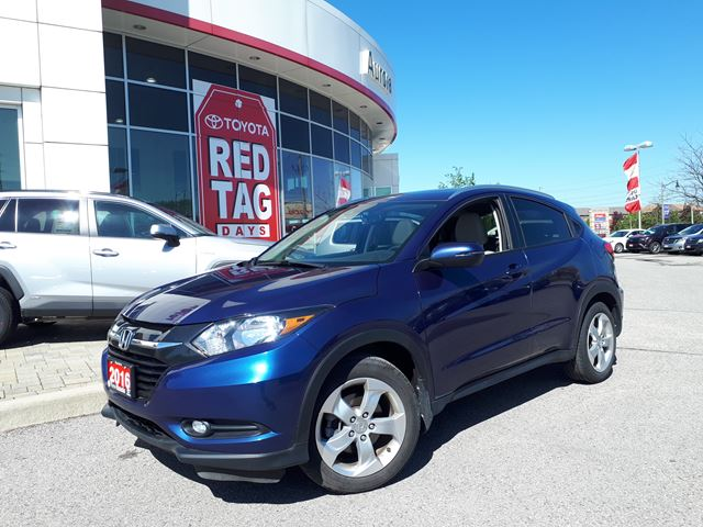 2016 Honda HR-V EX-L in