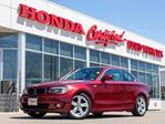 2012 BMW 1 Series 128i RWD in Winnipeg, Manitoba