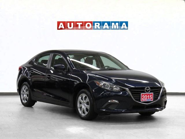 2015 Mazda MAZDA3 GX in North York, Ontario