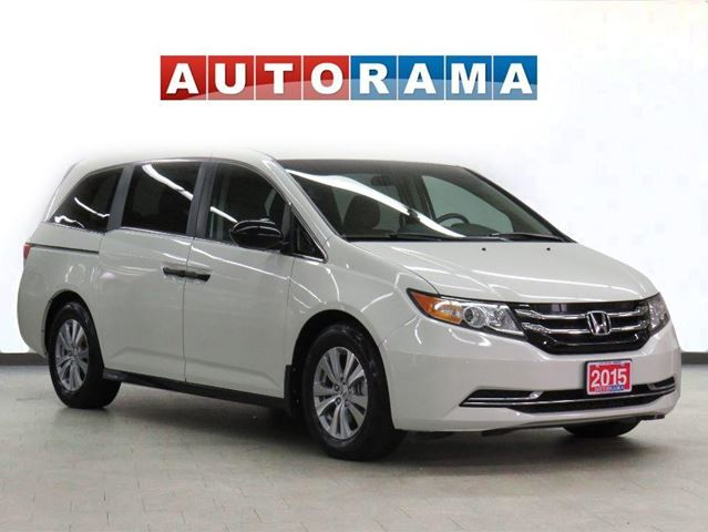 2015 HONDA Odyssey SE Backup Cam 8-Passenger in North York, Ontario