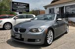 2007 BMW 3 Series 328 i 328I CONVERTIBLE CABRIOLET MANUAL LEATHER in Mississauga, Ontario