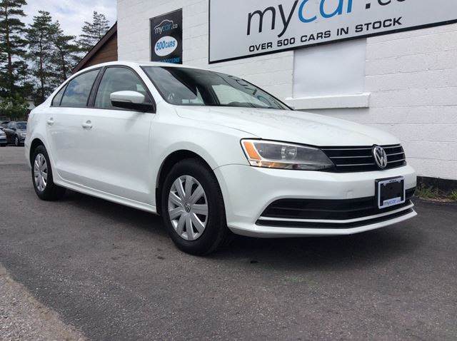 2015 VOLKSWAGEN Jetta 2.0L Trendline+ HEATED SEATS, POWERGROUP!! in Richmond, Ontario
