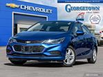 2018 Chevrolet Cruze LT Auto LT|AUTO|TRUE NORTH|SUNROOF|BOSE AUDIO|REARVIEW CAMERA|HEATED SEATS|REMOTE START in Georgetown, Ontario