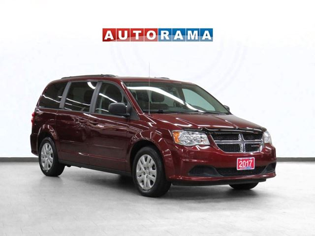 2017 DODGE Grand Caravan SXT Stow & Go Bluetooth in North York, Ontario