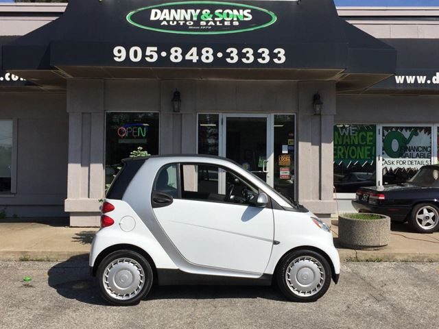 2012 SMART FORTWO Pure in Mississauga, Ontario