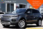 2019 Land Rover Range Rover Evoque SE Tech_Pack Pano_Sunroof GPS Heat.Frnt.Seats Bluetooth  in Thornhill, Ontario
