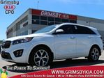 2017 Kia Sorento 3.3L SX V6 Navi Heat Vent Seat Leather Loaded! in Grimsby, Ontario