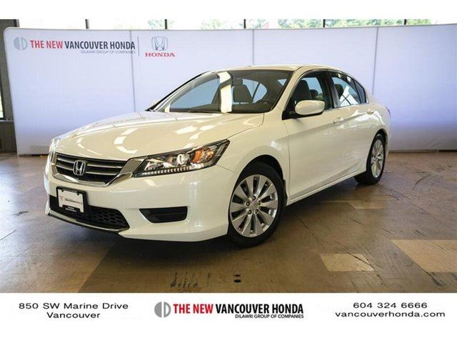 2014 HONDA Accord  LX in Vancouver, British Columbia