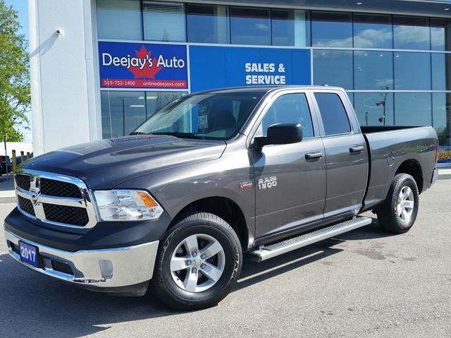 2017 DODGE RAM 1500 ST 4x4 in Brantford, Ontario