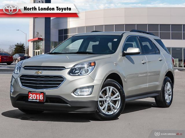 2016 CHEVROLET Equinox LT One Owner, No Accidents in London, Ontario
