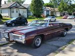 1969 Pontiac Parisienne V8 Convertible Excellent Condition in St Catharines, Ontario