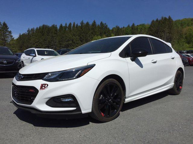2018 CHEVROLET Cruze LT in Lac-Etchemin, Quebec