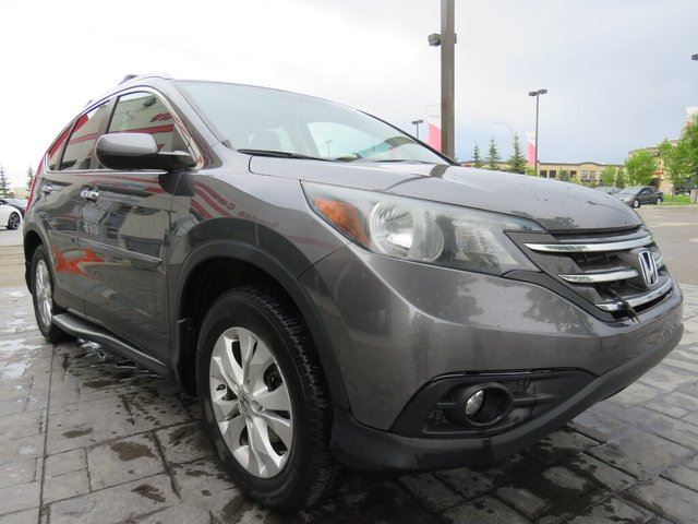 2013 Honda CR-V Touring*Navi, Leather, 1-Owner, No Accidents* in