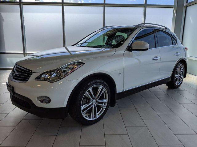 2015 INFINITI QX50 TECHNOLOGY PACKAGE in Edmonton, Alberta