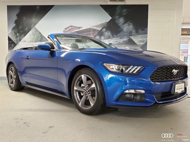 2017 FORD Mustang V6 in Richmond, British Columbia
