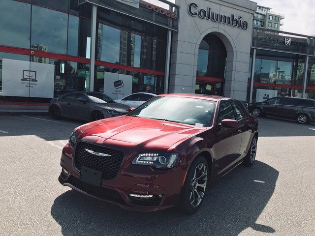 2018 CHRYSLER 300 S in Richmond, British Columbia