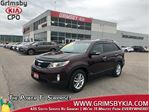 2015 Kia Sorento AWD Heat Seat Bluetooth Low KMS! in Grimsby, Ontario