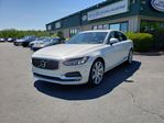 2017 Volvo S90 T6 Inscription HEADS UP DISPLAY/SMART CRUISE/EMERGENCY BRAKING/360 CAMERA/NAVIGATION/LUXURIOUS in Lower Sackville, Nova Scotia