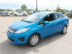 2012 Ford Fiesta SE, 200A, 1.6L, FWD, AIR CONDITIONING, KEYLESS ENTRY, HEATED FRONT SEATS, CLTH in Edmonton, Alberta