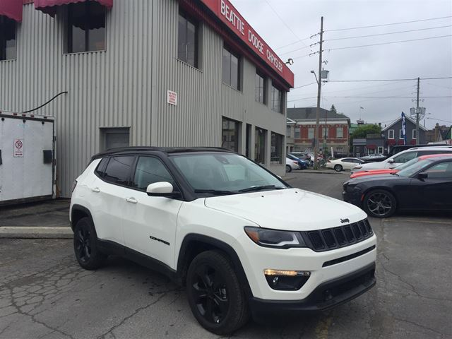 2018 Jeep Compass Altitude SAFETY GROUP/ REMOTE START/ LEATHER in