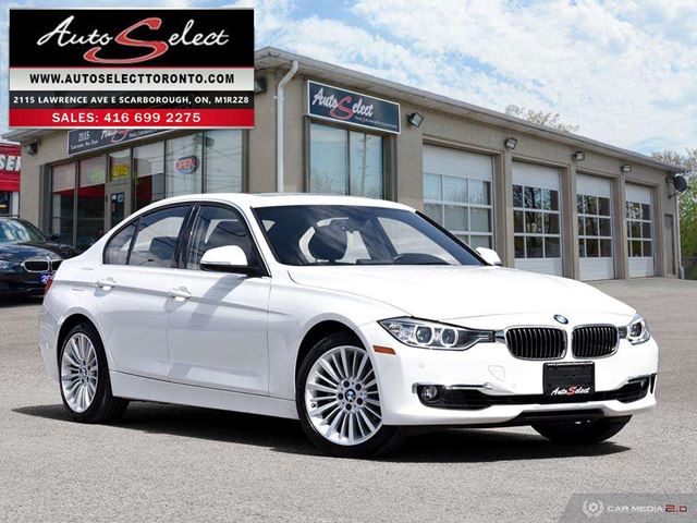 2015 BMW 3 Series 328 i xDrive AWD ONLY 87K! **TECHNOLOGY PKG** CLEAN CARPROOF in
