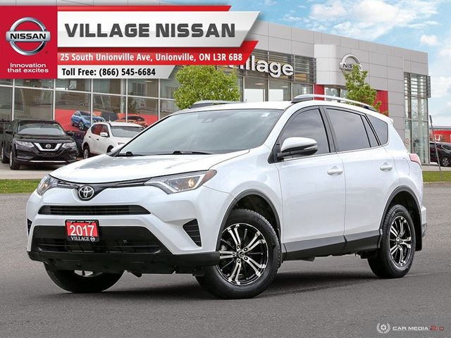2017 Toyota RAV4 LE NO ACCIDENTS! ONE OWNER! in