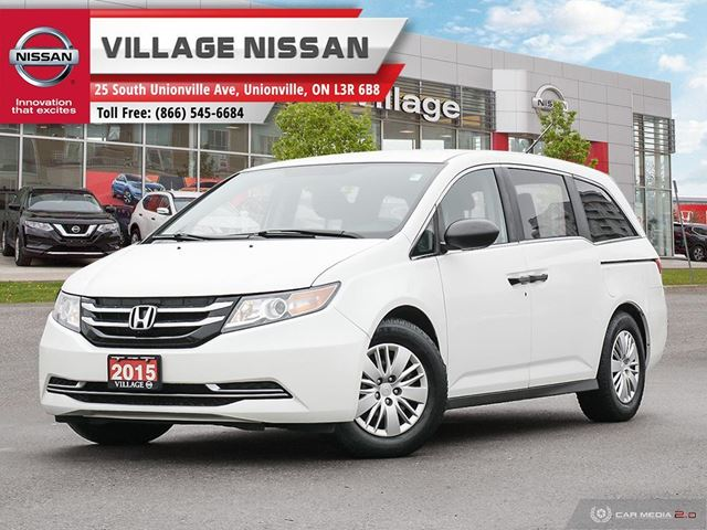 2015 Honda Odyssey LX NO ACCIDENTS! ONE OWNER! in
