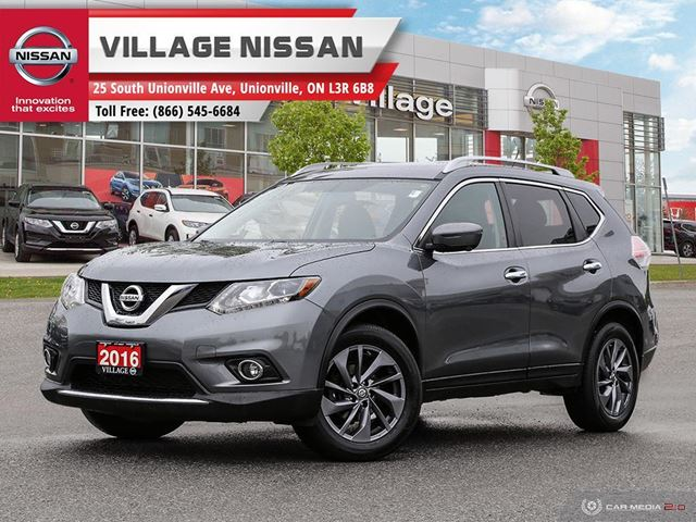 2016 Nissan Rogue SL Premium NO ACCIDENTS! in