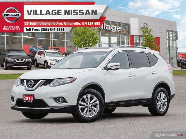 2016 Nissan Rogue SV NO ACCIDENTS! ONE OWNER! in