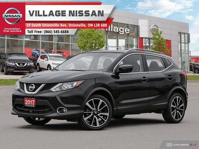 2017 Nissan Qashqai SL ONE OWNER! in