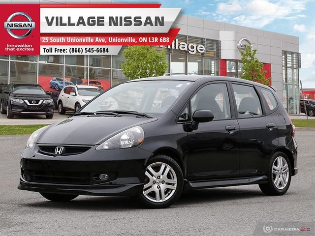 2008 Honda Fit Sport NO ACCIDENTS! ONE OWNER! in