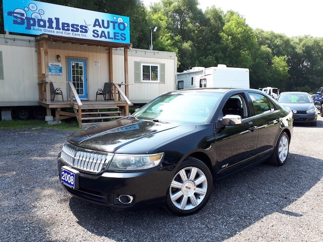 2008 Lincoln MKZ           in