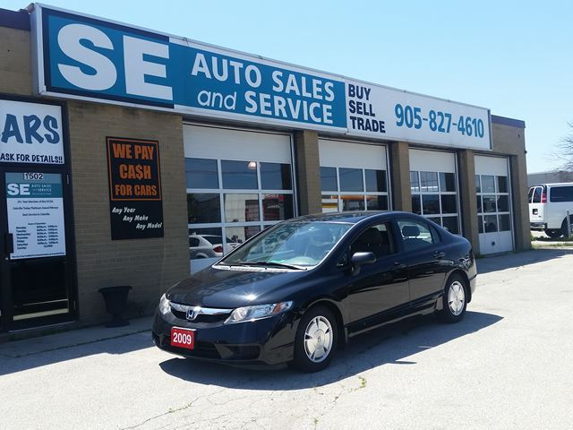 2009 Honda Civic DX-G in Oakville, Ontario