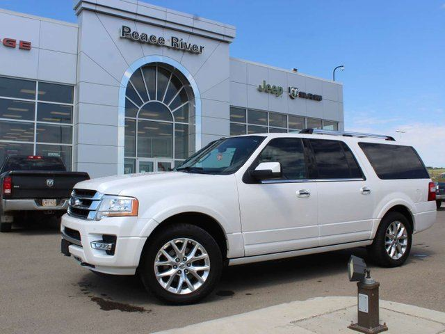 2017 FORD Expedition Limited in Peace River, Alberta