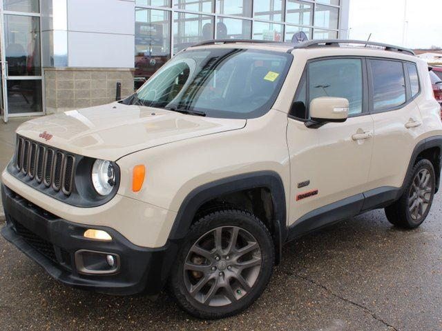 2016 Jeep Renegade 75th Anniversary in