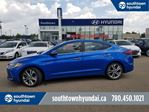 2017 Hyundai Elantra LIMITED/LEATHER/BLIND SPOT DETECTION/BACK UP CAMERA in Edmonton, Alberta