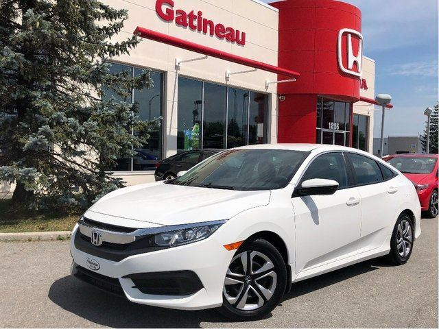 2016 Honda Civic LX in