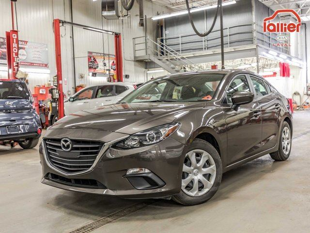 2016 MAZDA MAZDA3 **GX+SEULEMENT 28,000KM+A/C+BLUETOOTH+CAMERA+WOW** **GX+SEULEMENT 28,0 in Laval, Quebec