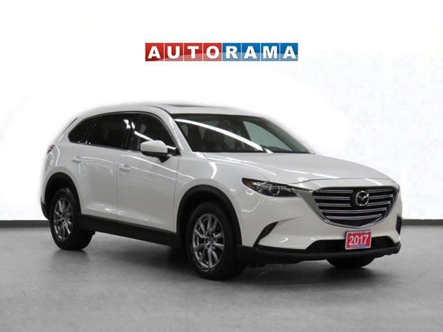 2017 Mazda CX-9 GS-L AWD Leather Sunroof Backup Cam 7-Passenger in