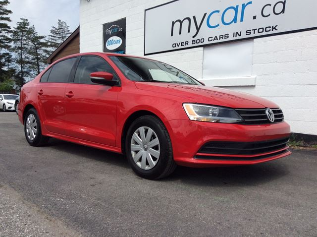 2015 VOLKSWAGEN Jetta 2.0L Trendline+ HEATED SEATS, POWERGROUP, LOW KM!! in Richmond, Ontario