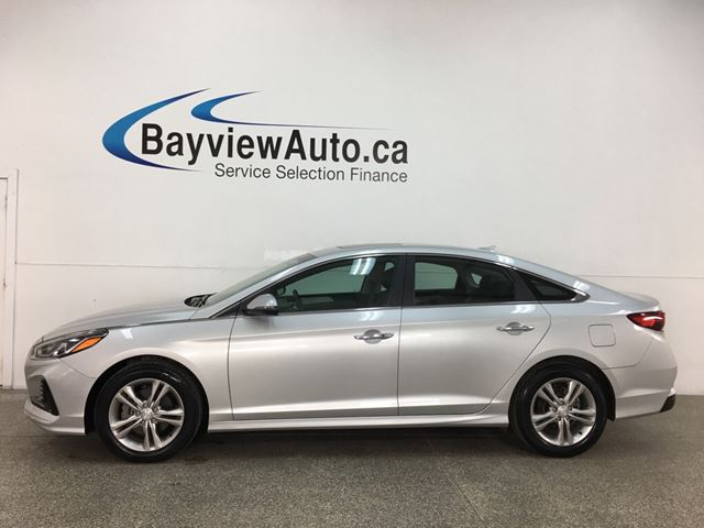 2019 Hyundai Sonata Preferred - HTD LTHR! SUNROOF! ALLOYS! PWR GROUP! ONLY 9000KMS! in