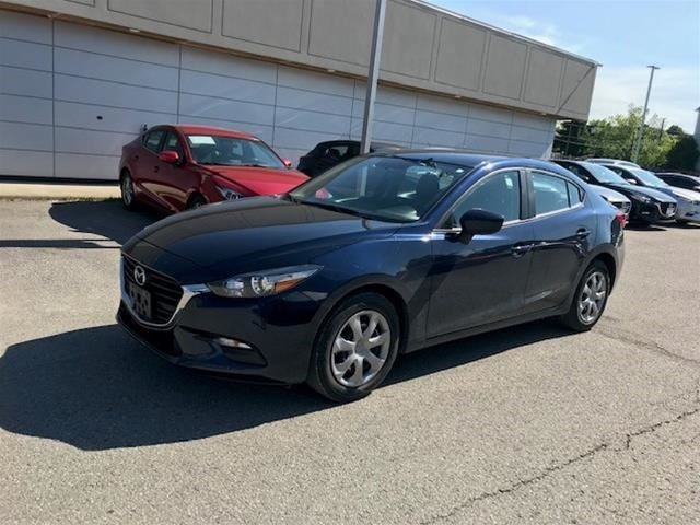 2018 MAZDA MAZDA3 GX ONE OWNER*ACCIDENT FREE*GREAT SHAPE in Richmond Hill, Ontario