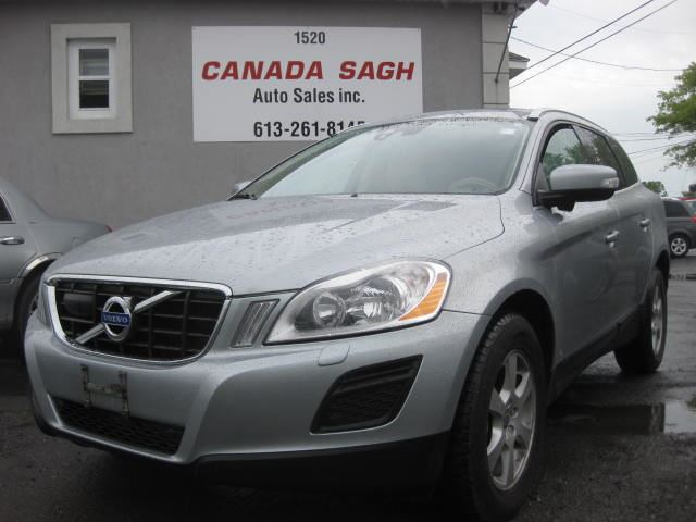 2012 VOLVO XC60  2 STS OF TIRES, AWD, NAVI, 12 M WRTY+SAFETY in Ottawa, Ontario
