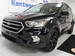 2017 Ford Escape SE 4WD ecoboost with NAV, sunroof, heated power leather seats, power liftgate and back up cam in Edmonton, Alberta