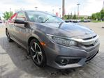 2016 Honda Civic Touring*Leather, Navi, Rear Heated Seats* in Airdrie, Alberta