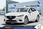 2017 Mazda MAZDA6 GX ONE OWNER*ACCIDENT FREE*PEARL WHITE in Richmond Hill, Ontario