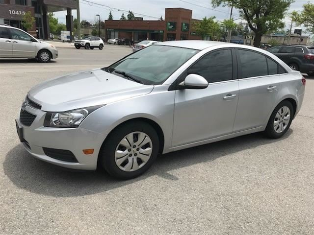 2013 Chevrolet Cruze Lt Turbo Air Conditioning Power Group Richmond Hill